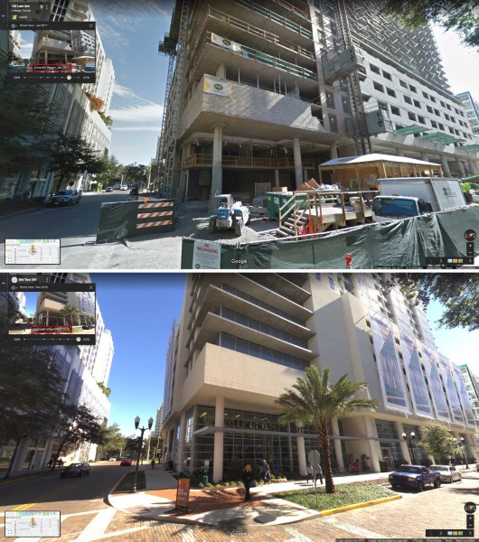 Orlando Downtown Street View Update - Site Tour 360