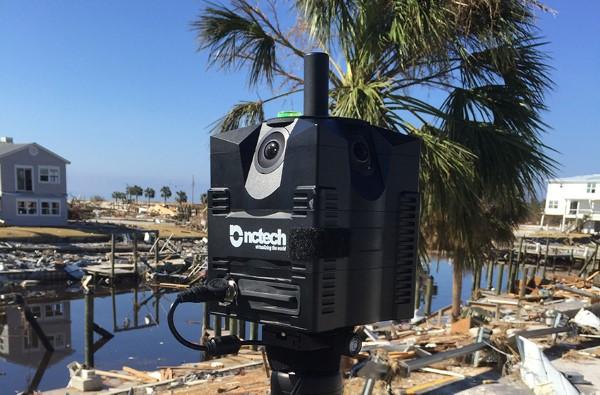 Hurricane Damage Assessment